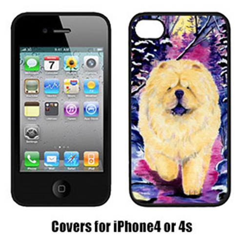 Carolines Treasures SS1005IP4 Chow Chow Iphone 4 Cover