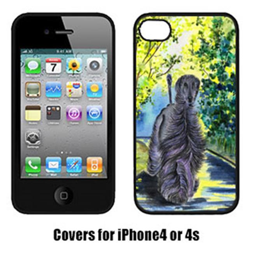 Carolines Treasures SS8181IP4 Afghan Hound Cell Phone cover IPhone 4