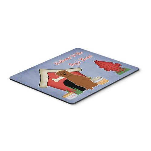 Carolines Treasures BB2827MP Dog House Collection Dogue De Bourdeaux Mouse Pad Hot Pad or Trivet