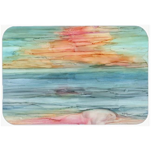 Carolines Treasures 8979MP Abstract Rainbow Mouse Pad Hot Pad or Trivet