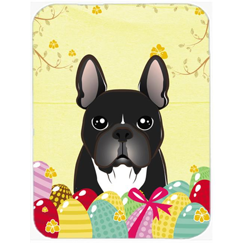 Carolines Treasures BB1909MP French Bulldog Easter Egg Hunt Mouse Pad Hot Pad or Trivet