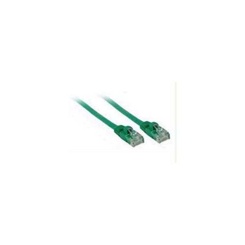 2Ft Cat.5E Molded Snagless Patch Cable Green