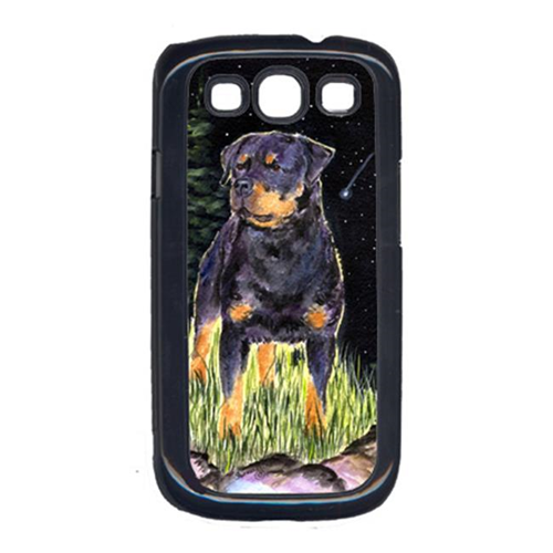 Carolines Treasures SS8475GALAXYSIII Starry Night Rottweiler Cell Phone Cover Galaxy S111