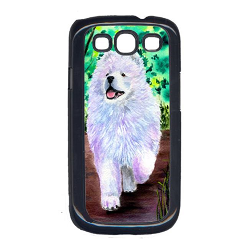 Carolines Treasures SS8458GALAXYSIII Samoyed Cell Phone Cover Galaxy S111