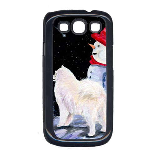 Carolines Treasures SS8572GALAXYSIII Samoyed Cell Phone Cover Galaxy S111