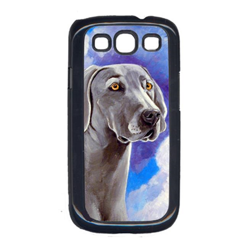 Carolines Treasures 7063GALAXYSIII Azure Skies Weimaraner Galaxy S111 Cell Phone Cover