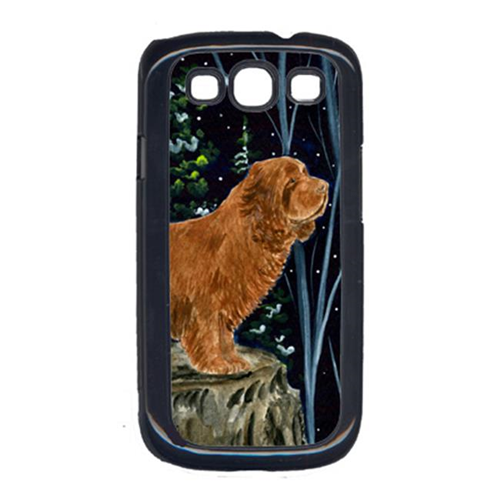 Carolines Treasures SS8174GALAXYSIII Sussex Spaniel Cell Phone Cover Galaxy S111