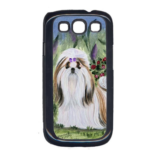Carolines Treasures SS8034GALAXYSIII Shih Tzu Cell Phone Cover Galaxy S111