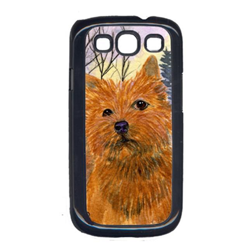 Carolines Treasures SS1012GALAXYSIII Norwich Terrier Cell Phone Cover Galaxy S111