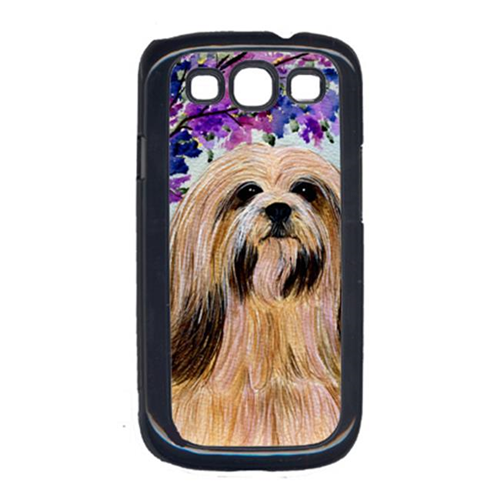 Carolines Treasures SS8436GALAXYSIII Lhasa Apso Cell Phone Cover Galaxy S111