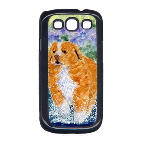 Carolines Treasures SS8619GALAXYSIII Nova Scotia Duck Toller Cell Phone Cover Galaxy S111