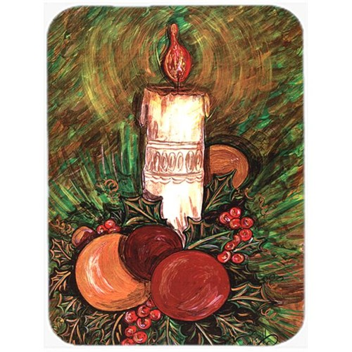 Carolines Treasures CN5167MP 7.75 x 9.25 In. Chirstmas by Candlelight Mouse Pad Hot Pad or Trivet