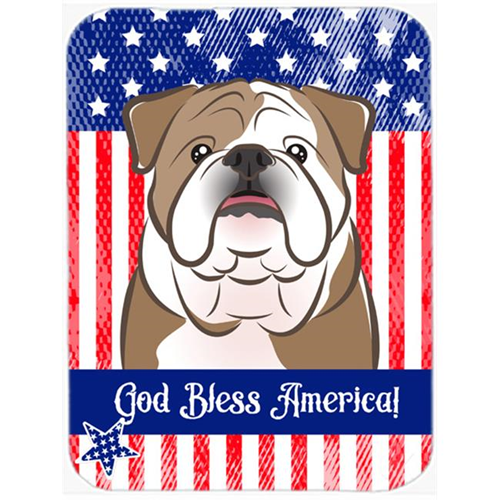 Carolines Treasures BB2149MP English Bulldog Mouse Pad Hot Pad or Trivet