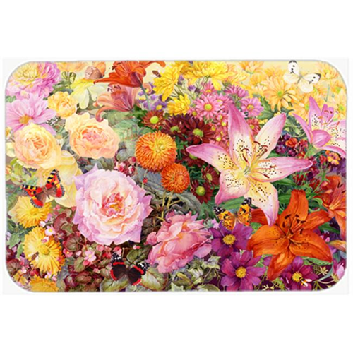 Carolines Treasures SASE0955MP Autumn Floral by Anne Searle Mouse Pad Hot Pad or Trivet