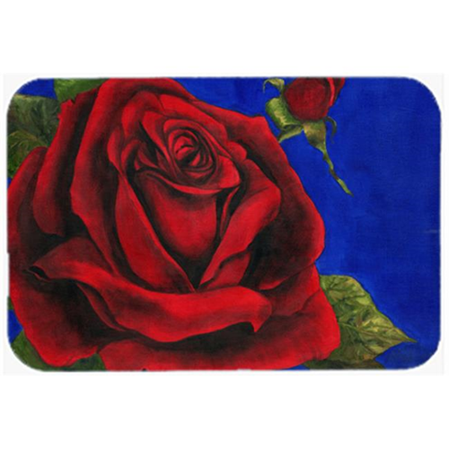 Carolines Treasures TMTR0226MP Rose by Malenda Trick Mouse Pad Hot Pad or Trivet