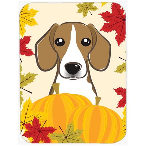 Carolines Treasures BB2045MP Beagle Thanksgiving Mouse Pad Hot Pad or Trivet
