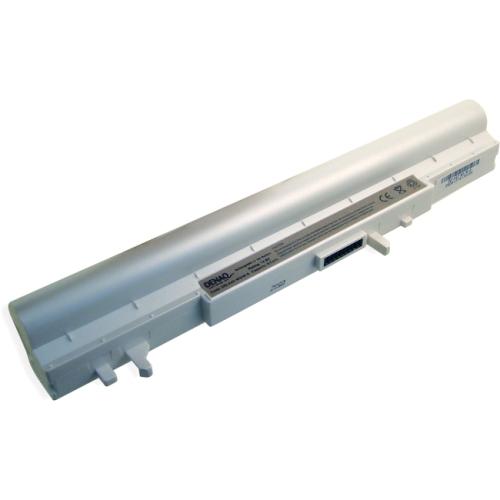 Denaq DQ-A42-W3/W-8 High Capacity Battery for Asus W W3 Laptops- 4800mAh