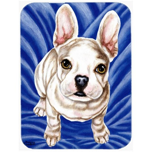 Carolines Treasures AMB1351MP Diamond in Blue French Bulldog Mouse Pad Hot Pad or Trivet