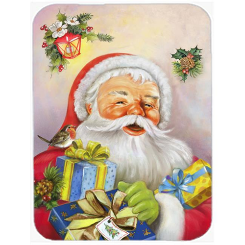 Carolines Treasures APH5814MP Christmas Santa Claus Presents Mouse Pad Hot Pad or Trivet