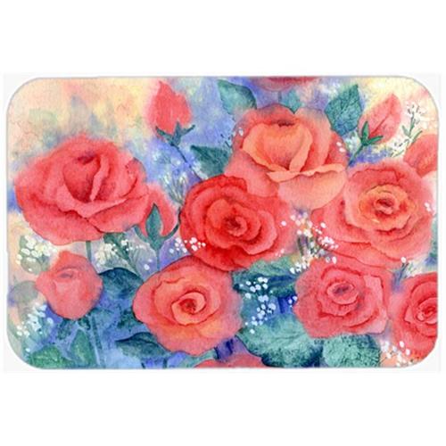 Carolines Treasures IBD0251MP Roses Mouse Pad Hot Pad or Trivet