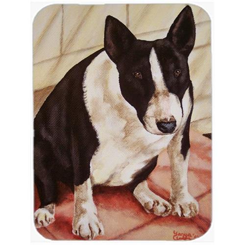 Carolines Treasures AMB1034MP Bull Terrier English Bully Mouse Pad Hot Pad or Trivet