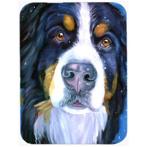 Carolines Treasures 7337MP Luca The Bernese Mountain Dog Mouse Pad Hot Pad & Trivet
