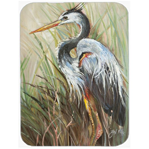 Carolines Treasures JMK1149MP Blue Heron Gazing West Mouse Pad Hot Pad & Trivet
