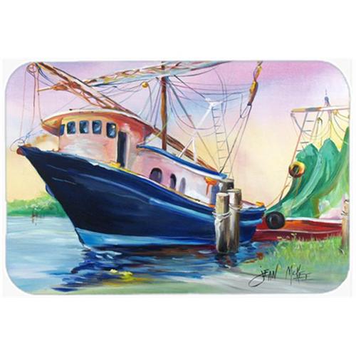 Carolines Treasures JMK1078MP Shrimper Southern Star Mouse Pad Hot Pad & Trivet