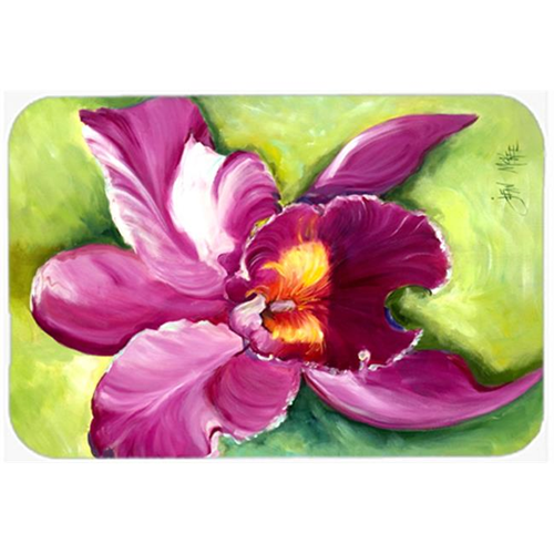 Carolines Treasures JMK1120MP Orchid Mouse Pad Hot Pad & Trivet
