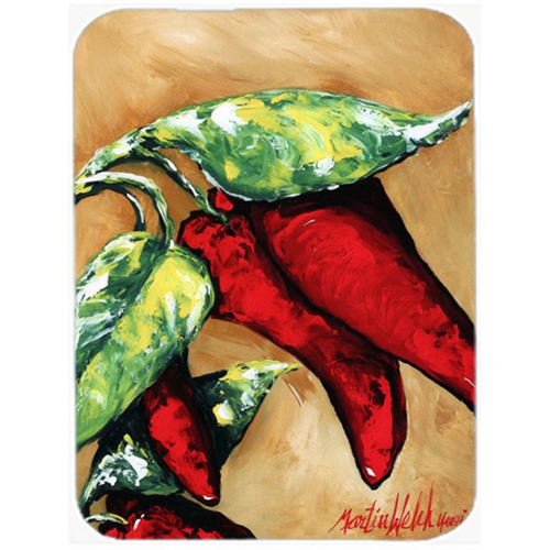 Carolines Treasures MW1198MP Hot Peppers Mouse Pad Hot Pad & Trivet