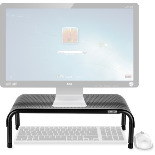 Allsop 31630 Ergo 3 Adjustable Monitor Stand