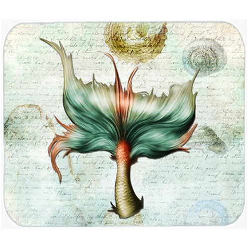 Carolines Treasures SB3039MP 9.5 x 8 in. Mermaids and Mermen Mermaid Tail Mouse Pad Hot Pad or Trivet