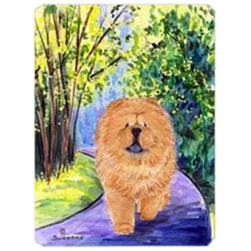 Carolines Treasures SS7003MP 8 x 9.5 in. Chow Chow Mouse Pad Hot Pad or Trivet