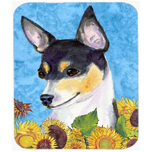 Carolines Treasures SS4151MP Fox Terrier Mouse Pad Hot Pad or Trivet