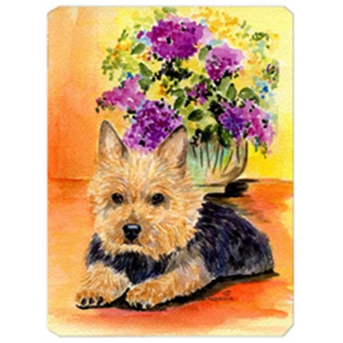 Carolines Treasures SS8297MP Norwich Terrier Mouse Pad Hot Pad & Trivet