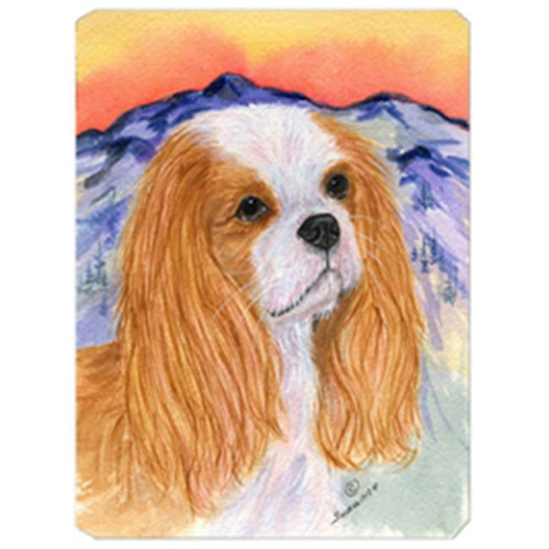 Carolines Treasures SS8164MP Cavalier Spaniel Mouse Pad Hot Pad & Trivet