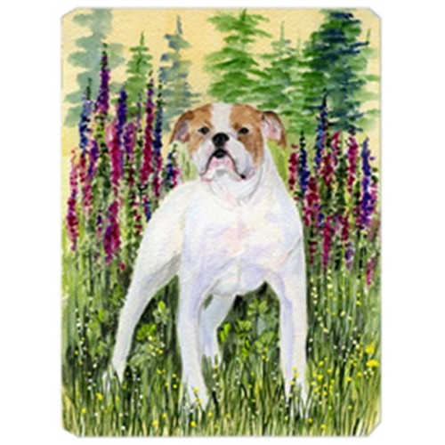 Carolines Treasures SS8156MP English Bulldog Mouse Pad Hot Pad & Trivet
