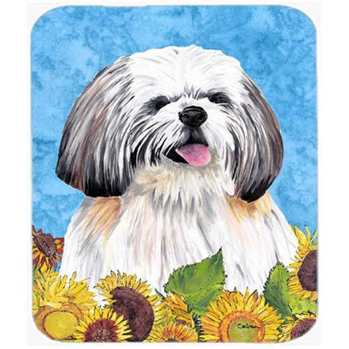 Carolines Treasures SC9075MP Shih Tzu Mouse Pad Hot Pad Or Trivet