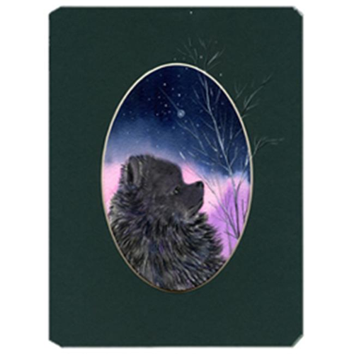 Carolines Treasures SS8076MP Pomeranian Mouse Pad Hot Pad & Trivet