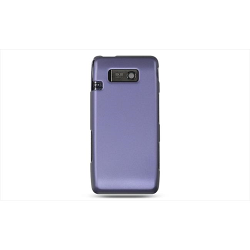 DreamWireless CRLGVS750PP LG VS750 Fathom Rubber Case Purple
