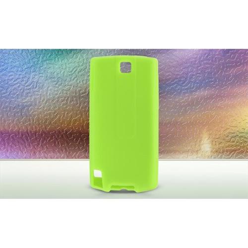 DreamWireless SCHTCPUREGR-PR HTC Pure & Touch Diamond 2 Premium Skin Case - Green