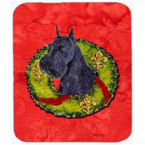 Carolines Treasures SS4210MP Schnauzer Mouse Pad Hot Pad or Trivet