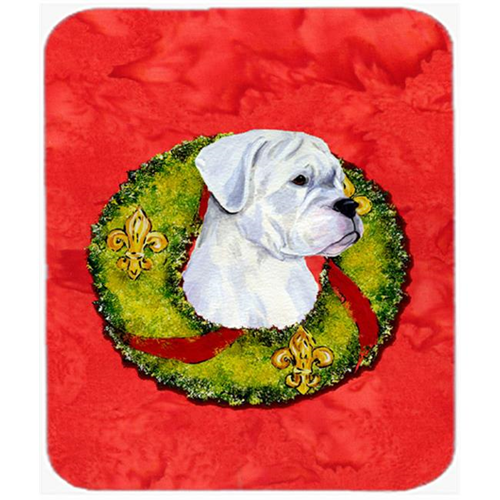 Carolines Treasures SS4196MP Boxer Mouse Pad Hot Pad or Trivet