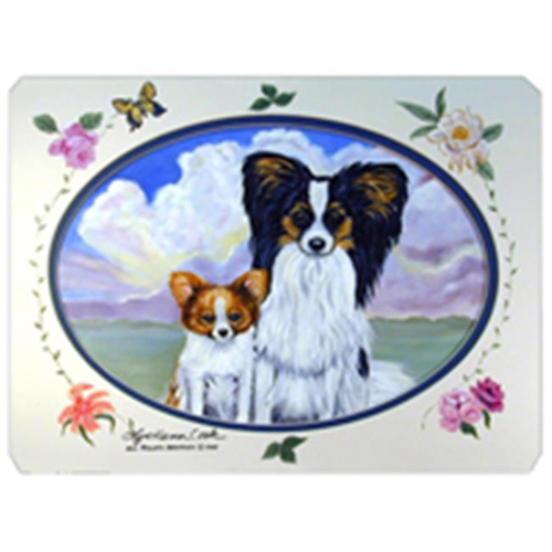 Carolines Treasures 7243MP 8 x 9.5 in. Papillon Mouse Pad Hot Pad or Trivet