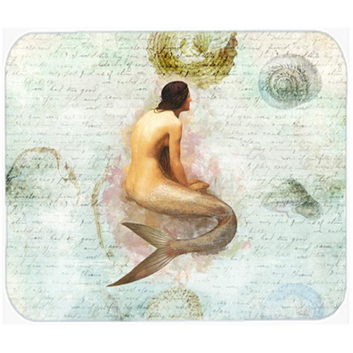 Carolines Treasures SB3045MP 9.5 x 8 in. Mermaids and Mermen Mouse Pad Hot Pad or Trivet