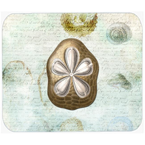 Carolines Treasures SB3027MP 9.5 x 8 in. Sand Dollar Mouse Pad Hot Pad or Trivet