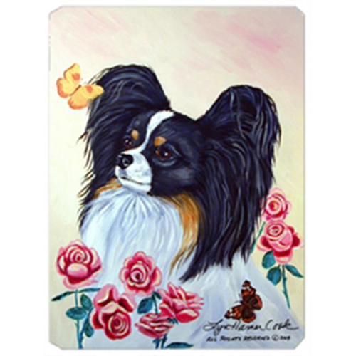 Carolines Treasures 7236MP 8 x 9.5 in. Papillon Mouse Pad Hot Pad or Trivet