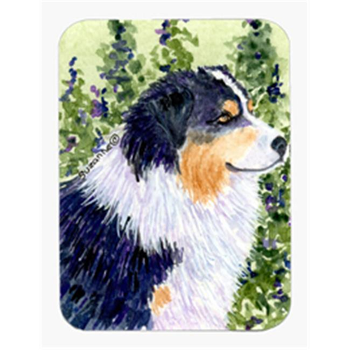 Carolines Treasures SS8737MP Australian Shepherd Mouse Pad & Hot Pad Or Trivet