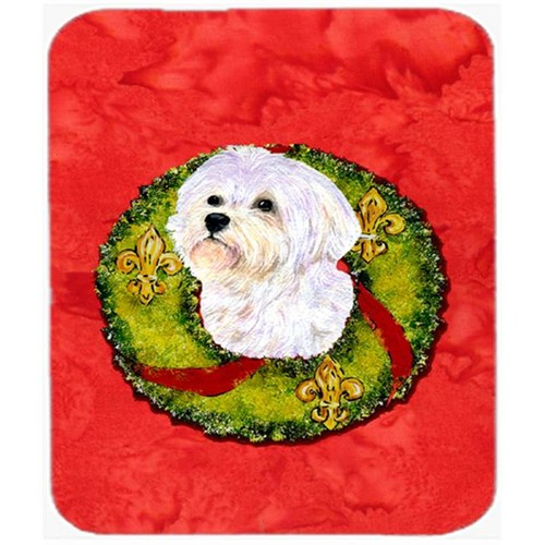 Carolines Treasures SS4171MP Maltese Mouse Pad Hot Pad or Trivet