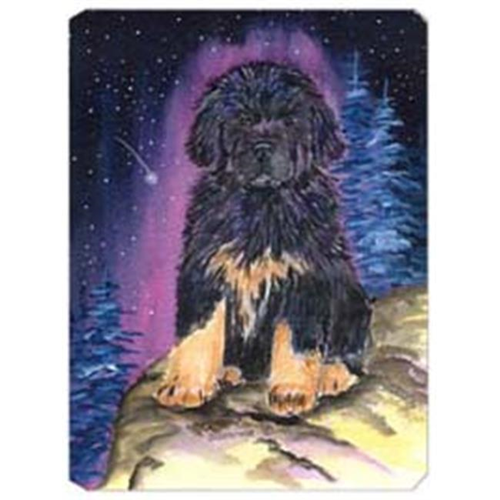 Carolines Treasures SS8440MP Starry Night Tibetan Mastiff Mouse Pad